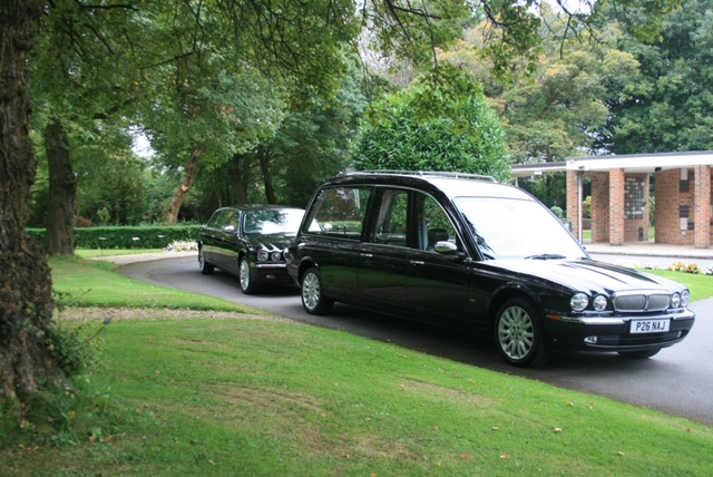 Henfield Funeral Services - Jaguars 3