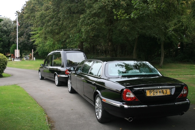 Henfield Funeral Services - Jaguars 4