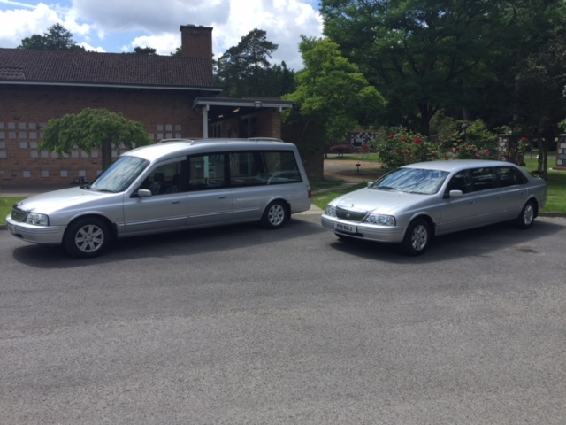 Henfield Funeral Services - Silver Cars 1