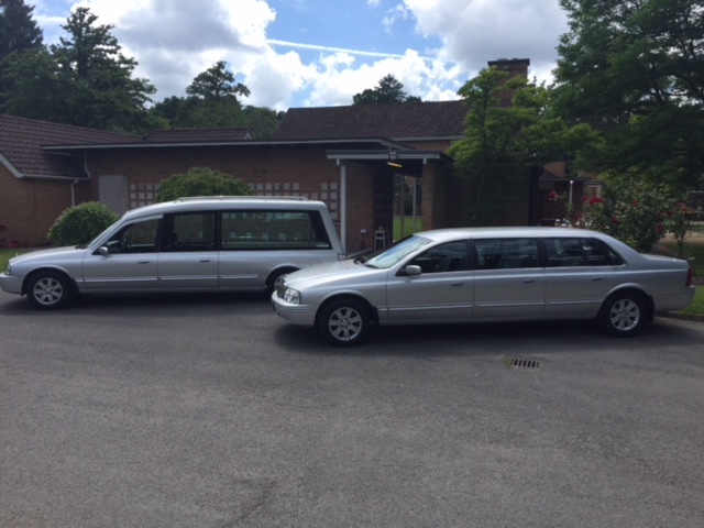 Henfield Funeral Services - Silver Cars 2