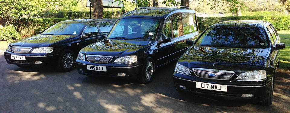Willows Funeral Service - Cars